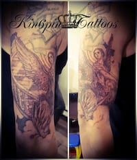 $350 TATTOO TAPOUT SPECIAL!! SPOTS AVAILABLE Oshawa