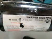WARNER ELECTRIC ACTUATOR 115 VAC MODEL E-83959 LR- Edmonton, T5L 3E3