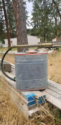 Antique Wajax sprayer