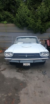 1966 Ford Thunderbird- CLEAN TITLE!!!!!!!!! Surrey, V3T 2T8