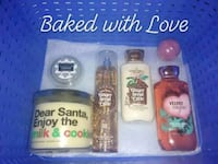 Bath & Bodyworks Baked With Love Bundle San Antonio, 78240
