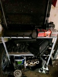 black and gray portable generator Des Moines, 50320