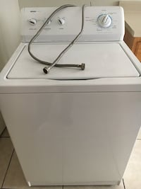 Kenmore top loader washer  2059 mi
