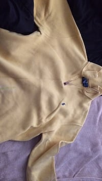 Ralph lauren yellow polo