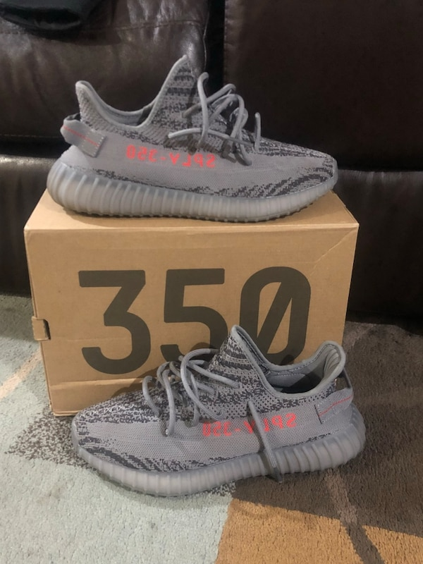 14a60c9ab Used Beluga 2.0 Yeezy 350s Size 10 for sale in Central Islip - letgo