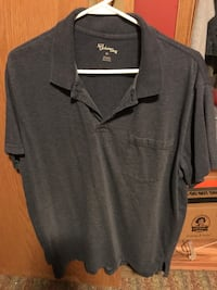 Men's dark blue polo shirt Mooresburg, 37811