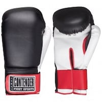 black-and-red Contender boxing gloves Toronto, M5V 3Z6