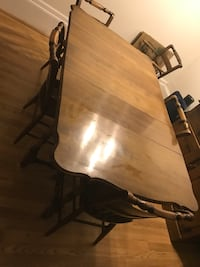Table, cabinet, and 6 chairs Woodbridge, 22192
