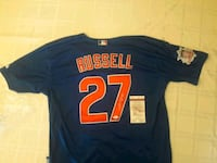 Chicago cubs Addison Russell autograph  Lake in the Hills, 60156