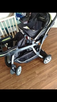 baby's black and gray stroller Suitland, 20746