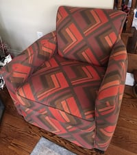 Custom made upholstered chair Vaughan, L4L 0L4