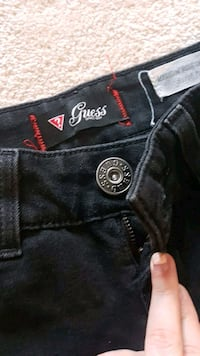 Guess black jeans  Whitby, L1N 2K2