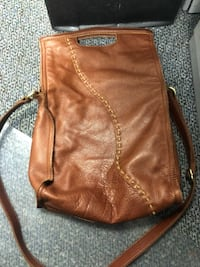 Brown leather lucky Brand  crossbody bag West Chester, 45246