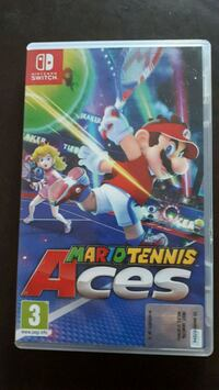 Mario Tennis Aces per Nintendo Switch Roma, 00192