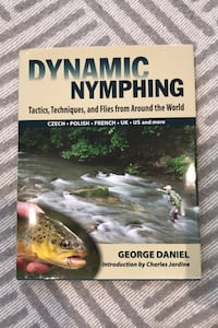 Dynamic Nymphing by: George Daniel Vaughan, L4L 1H8