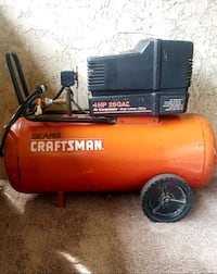 Compresor Craftsman 4HP 25 Gal