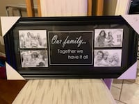 BRAND NEW FAMILY FRAME North Dumfries, N0B 1E0