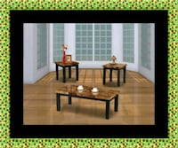 3pc Marble coffee table Falls Church, 22041