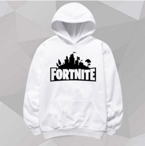 Fortnite Print Hoodies Sweatshirts Casual Hooded Pullover Cotton Unisex Streetwear    Please refer to the size chart when ordering.  Fortnight Print Hoodies