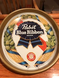 Pabst blue ribbon  Forest Hill