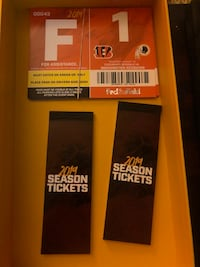 Redskins tickets Suitland, 20746