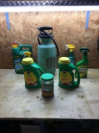 Assorted weed remover and plant grower Vaughan, L4L 1S3