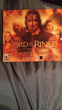 Lord of the Rings pc game  Pocono Summit, 18346