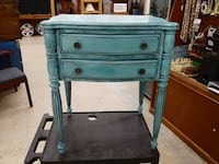 Teal Turquoise Lexington Night Stand End Table Chehalis, 98532