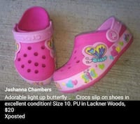 Kids summer slip on shoes, I have more than shown. Kitchener, N2A 4B9