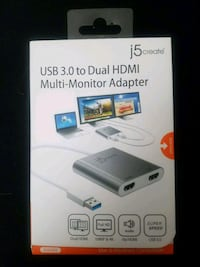 Usb3.0 to dual hdmi Fort Collins, 80521