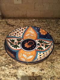 Ceramic platter Gulfport, 39501