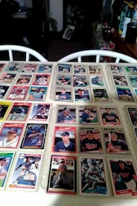 assorted baseball trading card collection Gaffney, 29340