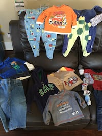 Boys clothes size 12months.  null, T0A 0K4