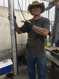 water well repair jet pumps tanks over 25 years experience in Aldine and surrounding area  Spring