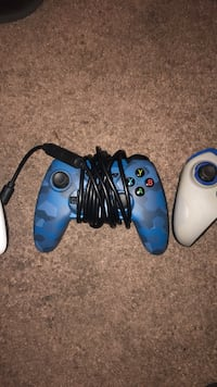 blue and black game controller San Diego, 92104