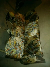 Retro 80s Couch Set..Stored Excellent Cond.Pick up Mount Morris, 48458