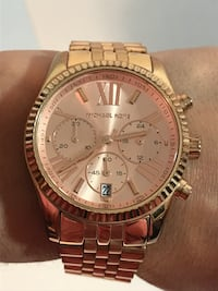 Michael Kors Gold Watch Milton, L9T 4K1