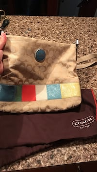 Authentic coach cross body bag- great condition! Coon Rapids, 55433