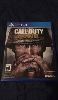 call of duty WWII Lawrenceville, 30046