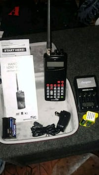 Whistler 400 channel scanner (New)
