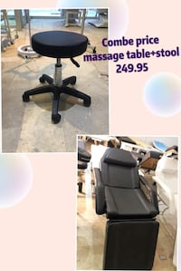 Brand New massage facial table chair bed