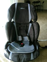 baby's black and gray car seat Rockville, 20851