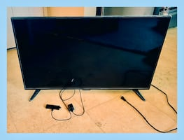 """Mint 43"""" HD Insignia LED tv with Firestick"""