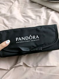 Pandora jewelry travel pouch Montreal