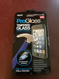 Tempered glass for an iPhone 5s Omro, 54963