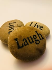 Live, Love, Laugh Stones Phoenix, 85044
