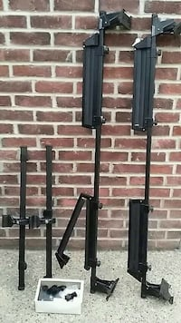 ☆THULE ROOF RACK *WITH SOME ACCESSORIES!*☆