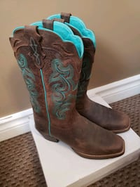 Size 8.5 Cowgirl boots  Aylmer, N5H 2R5