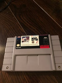 SNES SUPER NINTENDO EA SPORTS NHL '94 (Scarborough or downtown)