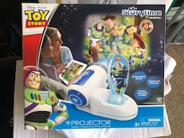 Story Time Theater Projector